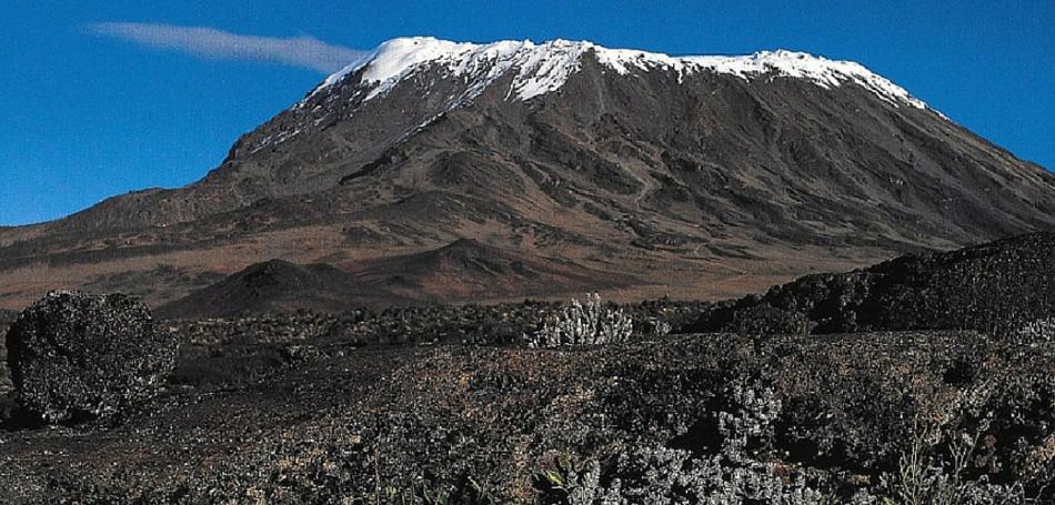 View-of-Kibo-Peak-of-Kilimanjaro-from-the-Saddle-The-Grand-Traverse-Route-e1462417760848